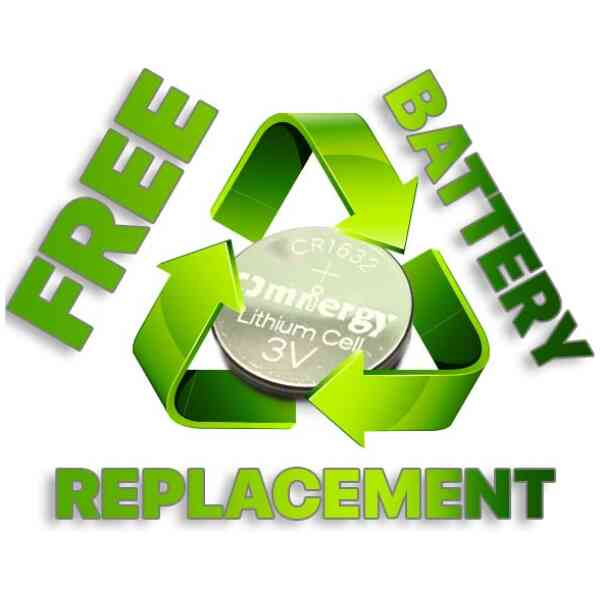 TireMinder Battery Replacement Program