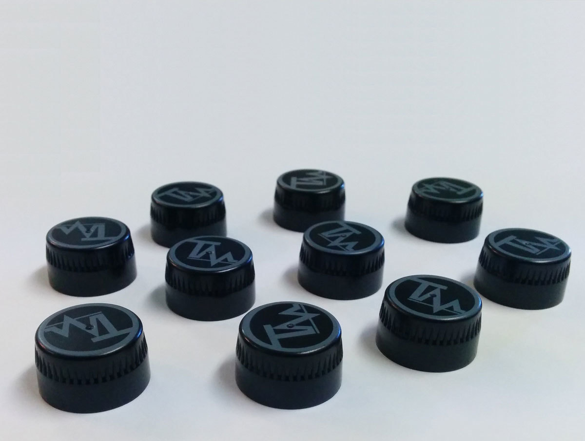 10 Caps for TireMinder® TPMS Transmitters