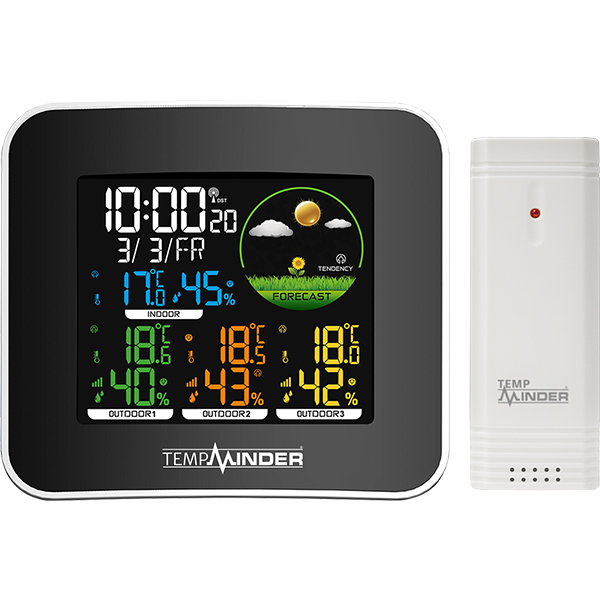 TempMinder Wireless Weather Stations